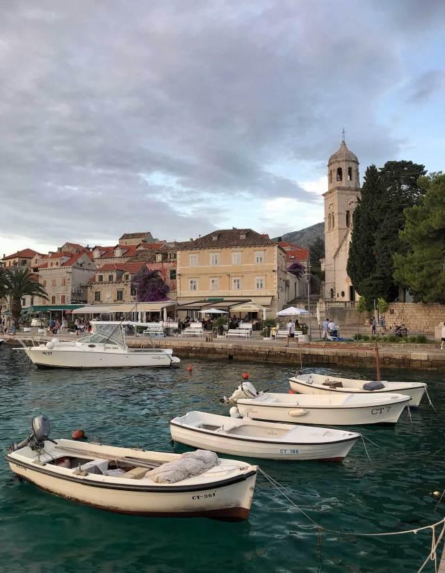 Cavtat, una città da visitare vicino a Dubrovnik!