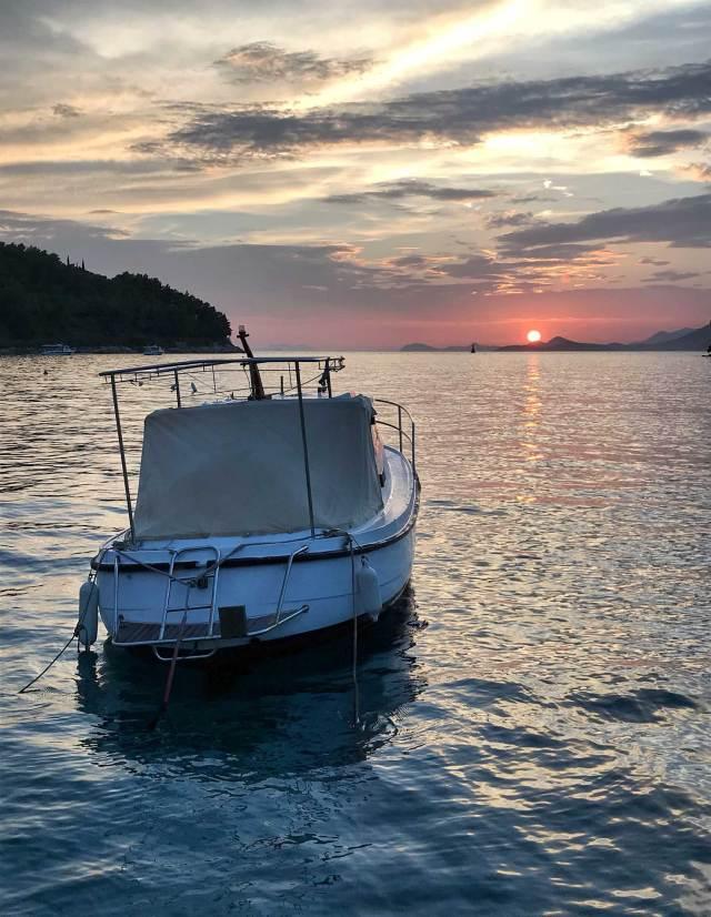 Cavtat, la cittadina dai tramonti meravigliosi vicino a Dubrovnik!