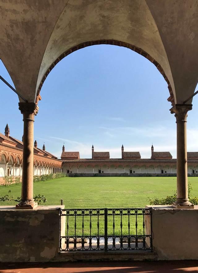 La Certosa di Pavia, un capolavoro del rinascimento lombardo