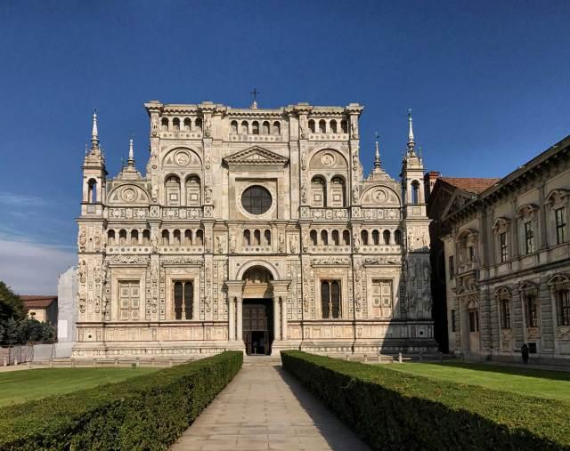 La Certosa di Pavia è certamente una delle cose da vedere visitando Pavia