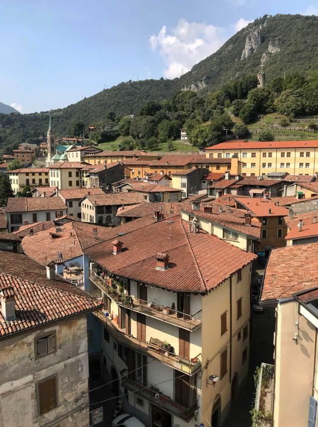 Dalla Torre Civica di Lovere si può ammirare il miglior panorama del borgo!