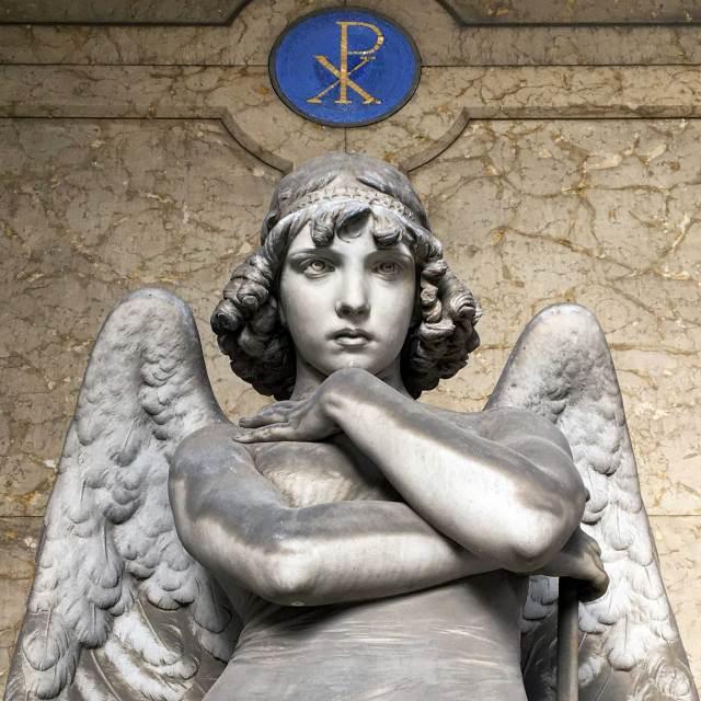 Un gioiello che spesso sottovalutano pure i Genovesi. È il Cimitero monumentale di Staglieno, un meraviglioso museo a cielo aperto!