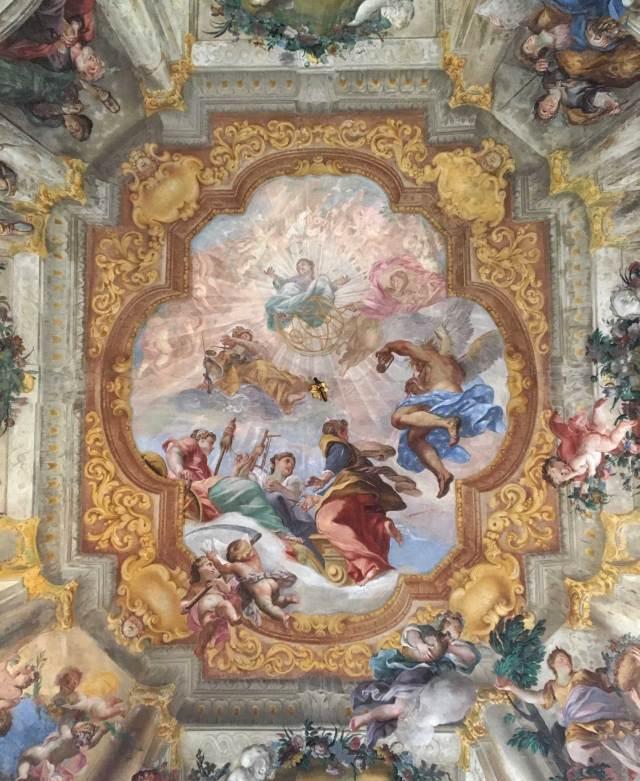 Palazzo Rosso è assolutamente da visitare quando si viene a fotografare a Genova!