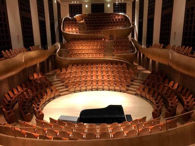 Uno dei gioielli da visitare a Cremona: l'Auditorium Giovanni Arvedi