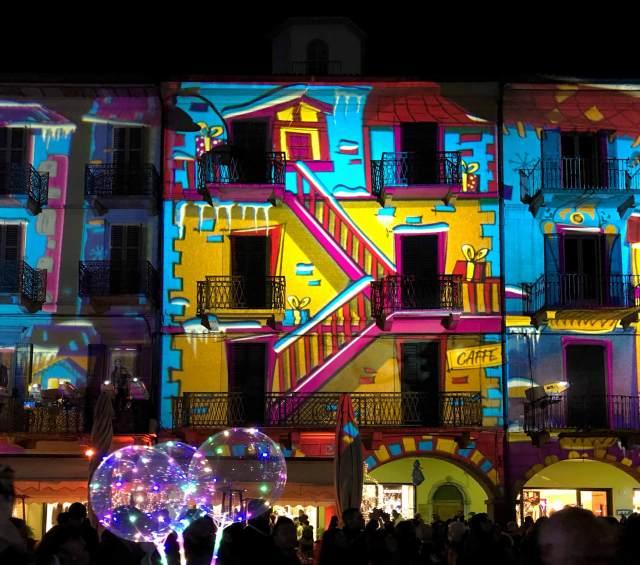 Como città dei balocchi accende di magia e di luci la città di Como!