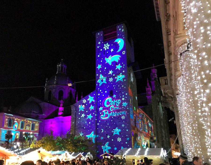 Como Città dei Balocchi: mercatini di Natale, eventi, uno spettacolo di luci meravigliose... che volere di più? Imperdibile