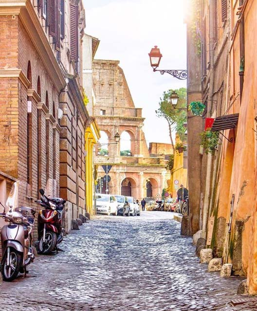 I profili Instagram da seguire se si ama Roma? @disarmonico