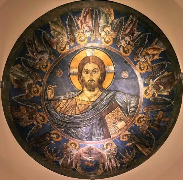 Nel Museo Bizantino di Nicosia si può ammirare l'arte medievale di Cipro