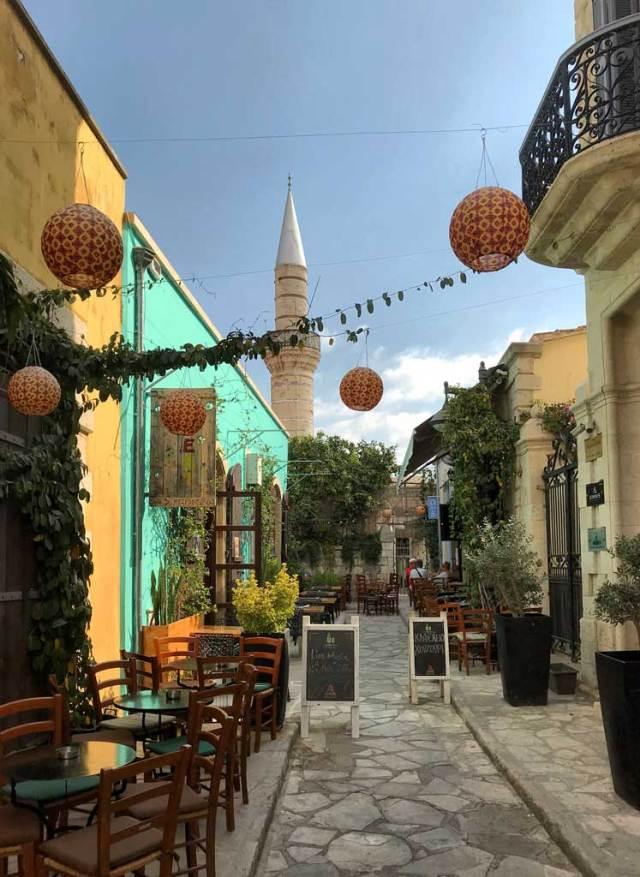 Visitare Cipro vuol dire trovare elementi di unione tra oriente e occidente!