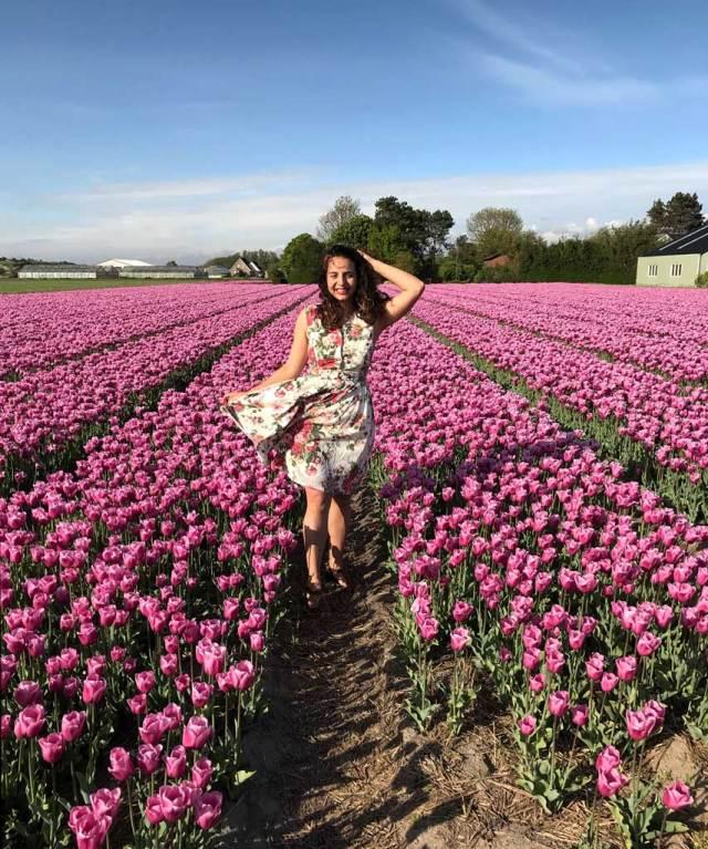 La fioritura dei tulipani in Olanda è una meraviglia da vedere una volta nella vita!