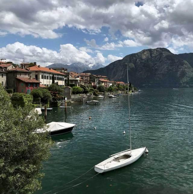 Ossuccio è un bellissimo paese che si affaccia sul Lago di Como