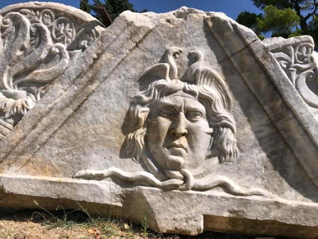 Vicino a Spalato ci sono i resti della città romana di Salona da visitare