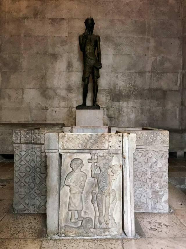 Il Battistero di San Giovanni di Spalato era il tempio di Giove del Palazzo di Diocleziano
