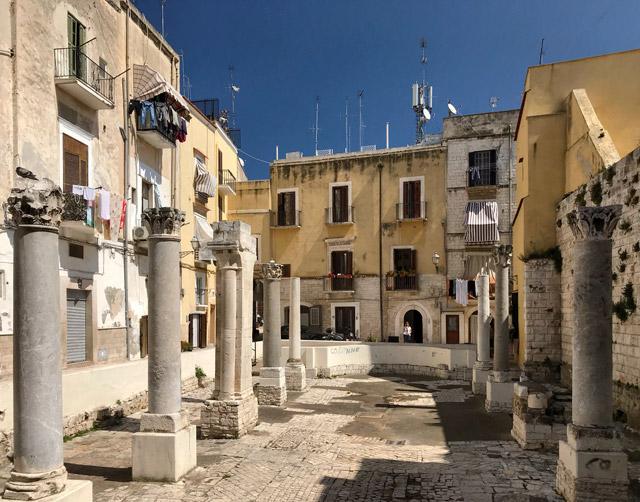 Cosa vedere a Bari? Santa Maria del Buonconsiglio, un museo a cielo aperto