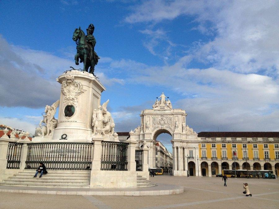 Fotografare a Lisbona