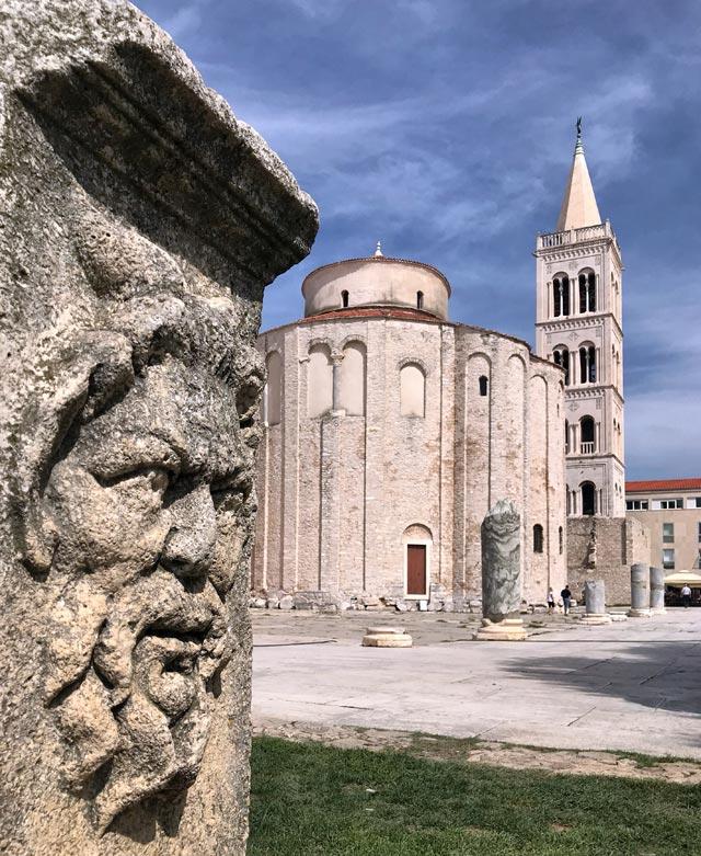 La Chiesa di San Donato è il gioiello di Zara: assolutamente imperdibile visitando la Dalmazia