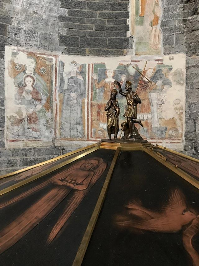 Il capolavoro di Gravedona è la chiesa di Santa Maria del Tiglio