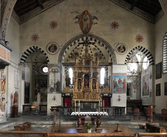 La Chiesa di Santa Maria delle Grazie di Gravedona è un capolavoro rinascimentale
