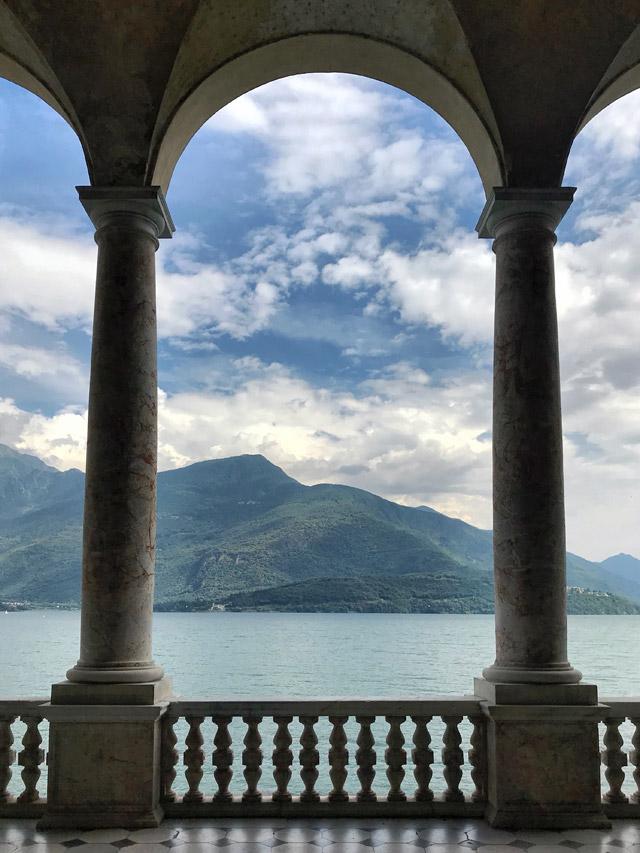 Palazzo Gallio è il monumento da vedere a Gravedona sul Lago di Como