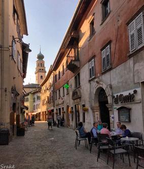 Levico Terme è il paese più bello della Valsugana in Trentino