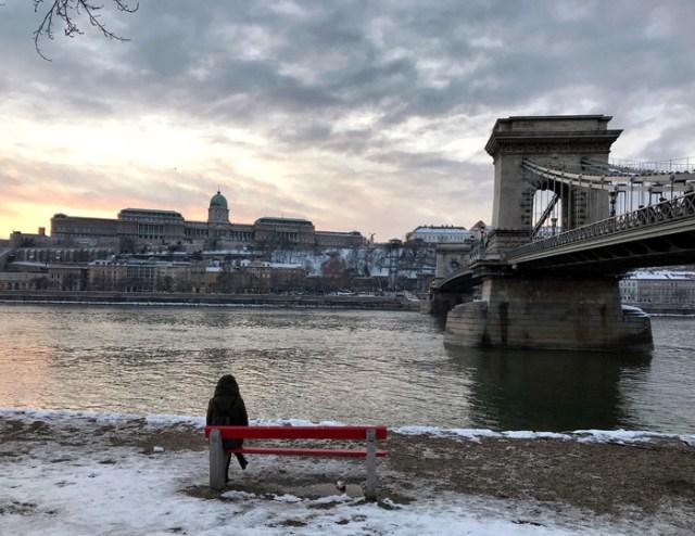 Uno dei simboli di Budapest è l'inconfondibile Ponte delle Catene