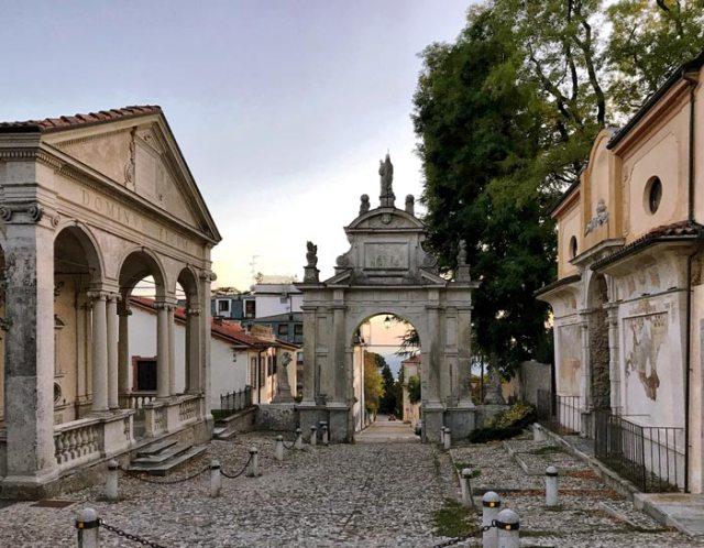 Il Sacro Monte di Varese è uno dei 9 Sacri Monti del Piemonte e della Lombardia Patrimonio Unesco