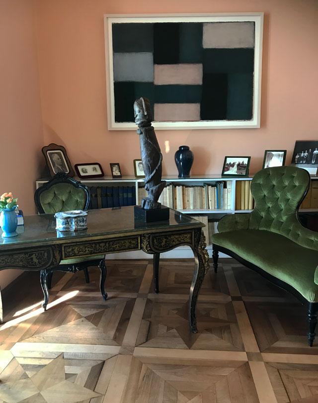 Villa Litta Panza a Varese è un tesoro per gli amanti dell'arte contemporanea