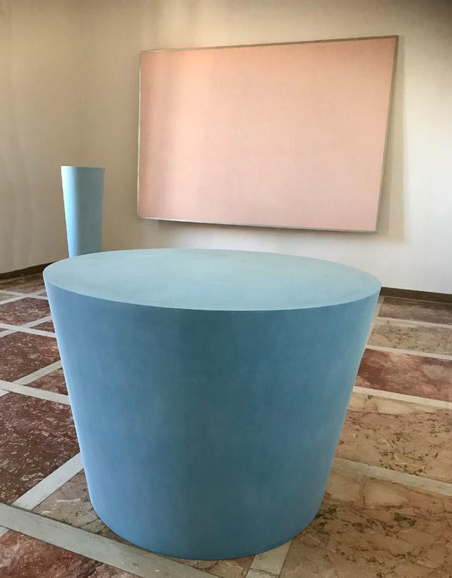 La mostra di Sean Scully è protagonista a Villa Panza a Varese fino a gennaio 2020
