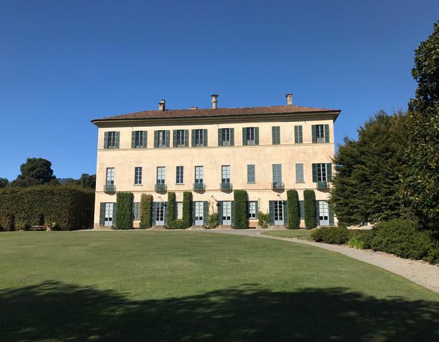 Il Parco di Villa Litta Panza a Varese è un posto perfetto per eliminare lo stress