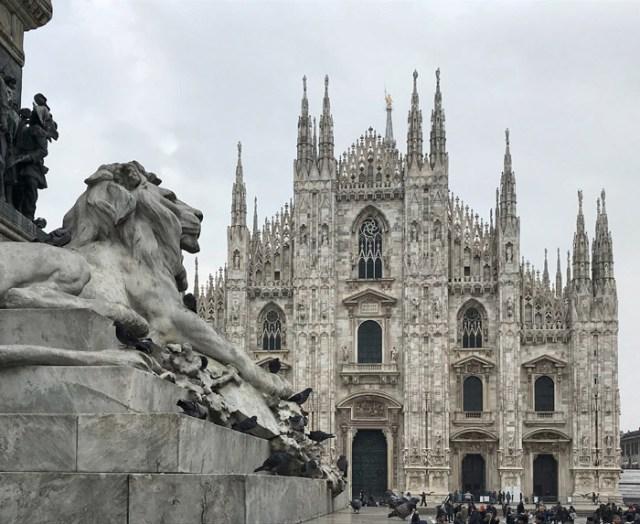 Milano è da sempre la città più importante e visitata della Lombardia