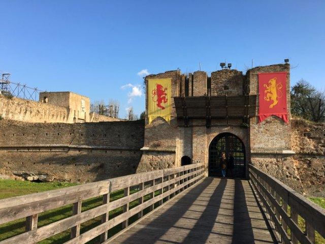 Cosa vedere a Ravenna? La Rocca Brancaleone, eredità della Repubblica di Venezia