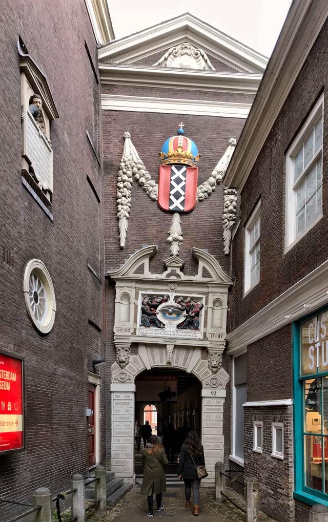 L'Amsterdam Museum racconta la storia di Amsterdam: è il posto migliore per cominciare la visita