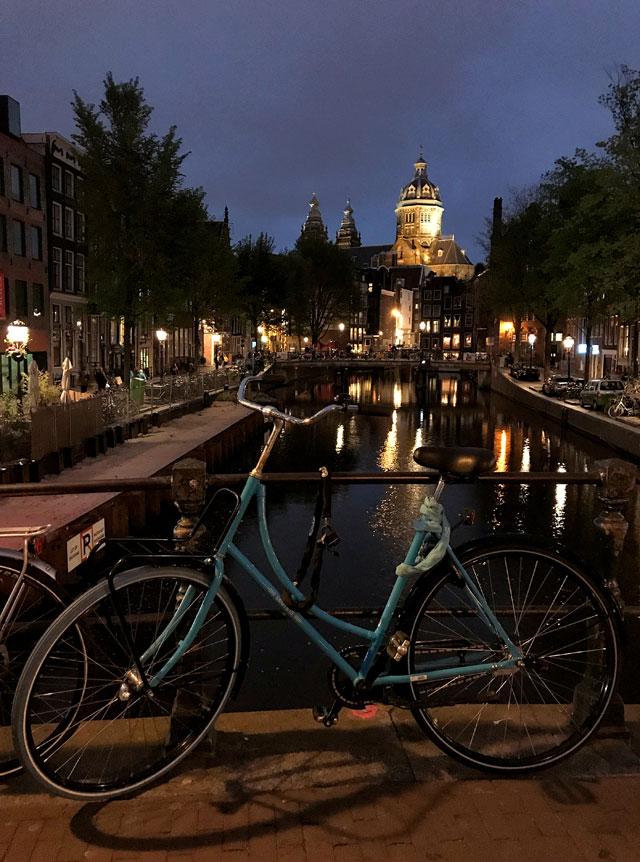 Amsterdam è una città da visitare in ogni stagione, grazie alle molte bellezze
