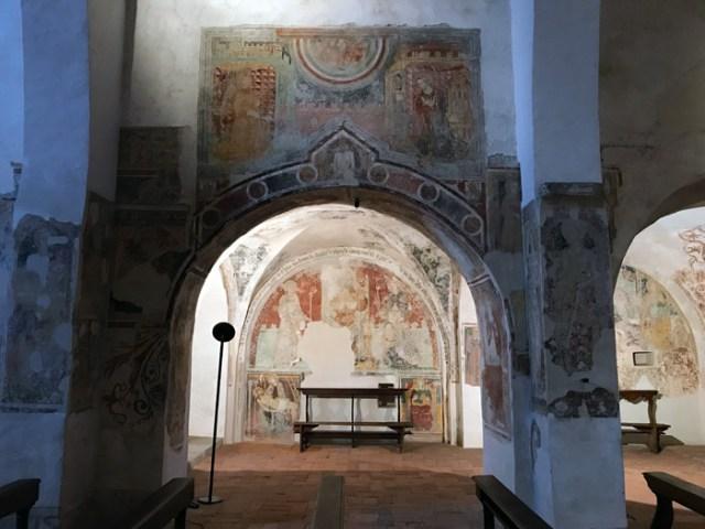 Il monastero di San Pietro in Lamosa è un gioiello nascosto del Lago di Iseo