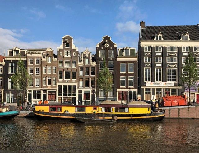 Il Jordaan è il quartiere più bohémien di Amsterdam con splendide case da vedere