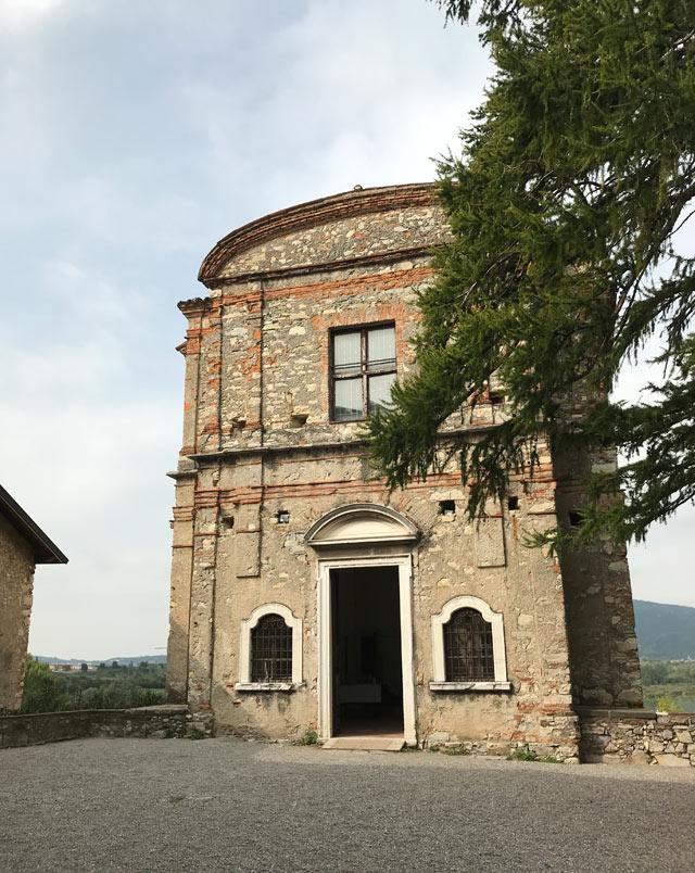Il monastero di San Pietro in Lamosa è un tesoro nascosto del Lago d'Iseo
