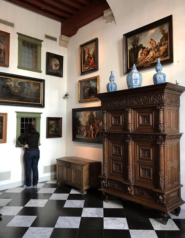 Visitando la Casa di Rembrandt a Amsterdam fai un viaggio nel tempo fino al Seicento