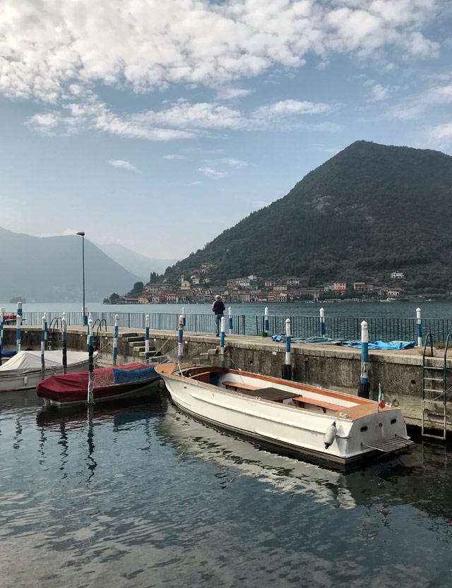 Il Treno dei Sapori ti porta a scoprire le bellezze del Lago di Iseo come Sulzano