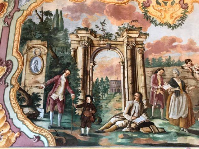 Il Palazzo Ducale di Martina Franca conserva stupendi dipinti di Domenico Carella