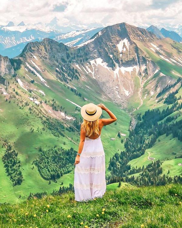 La travel instagramer Marina Comes ha un profilo perfetto per gli amanti dei viaggi