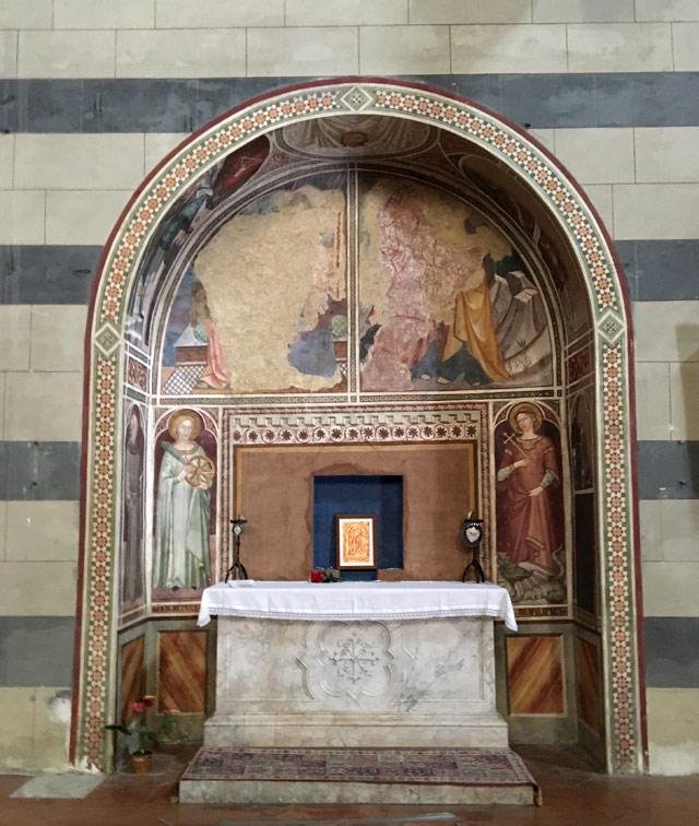 La Basilica di San Francesco è tra le cose da vedere a Siena in 2 giorni