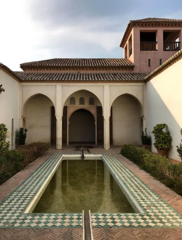 Una meraviglia da vedere a Malaga in Andalusia è l'Alcazaba, l'antica fortezza araba