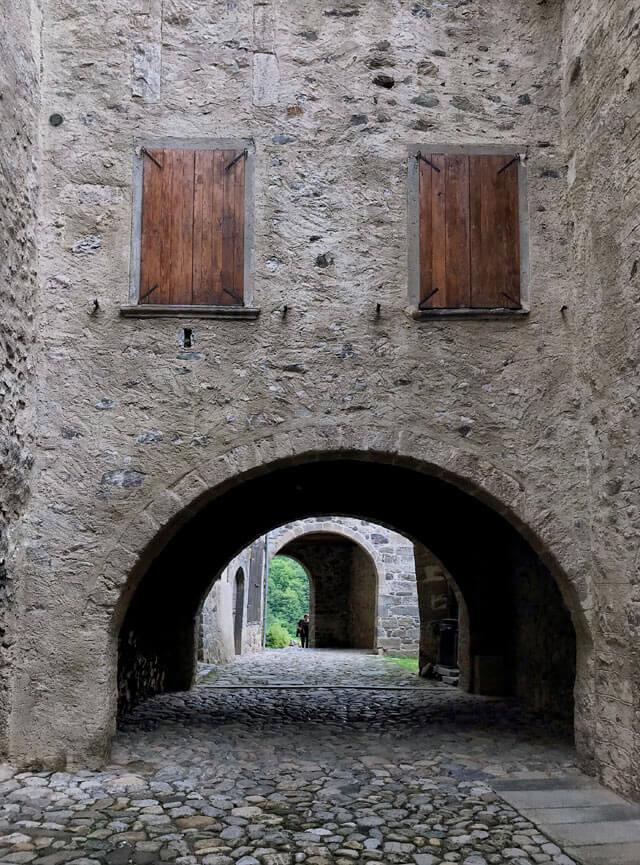 Cornello dei Tasso è tra i borghi più belli della Lombardia a nord di Bergamo