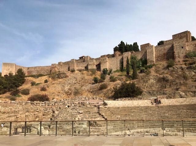 Il Teatro Romano di Malaga è una delle cose da vedere a Malaga