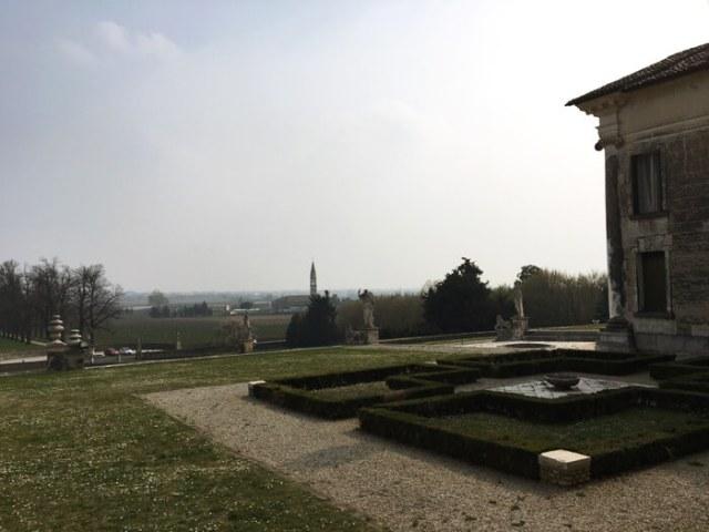 Villa Barbaro a Maser è un capolavoro di Andrea Palladio da vedere in Veneto
