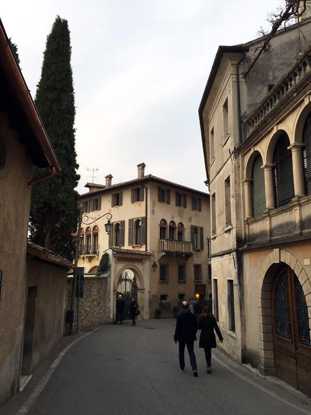 Asolo è uno dei borghi più belli d'Italia: è da visitare in una gita in Veneto