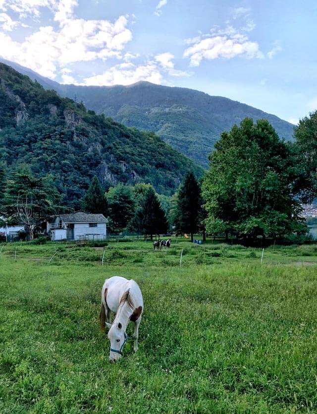 La Valchiavenna è perfetta per godersi tranquillità e natura