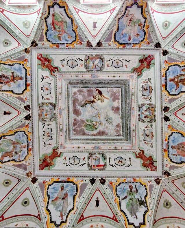 Cosa vedere in Valchiavenna? Palazzo Vertemate Franchi, gioiello rinascimentale