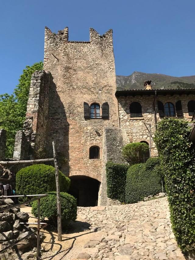 Tra i castelli più belli del Trentino c'è il Castello di Avio