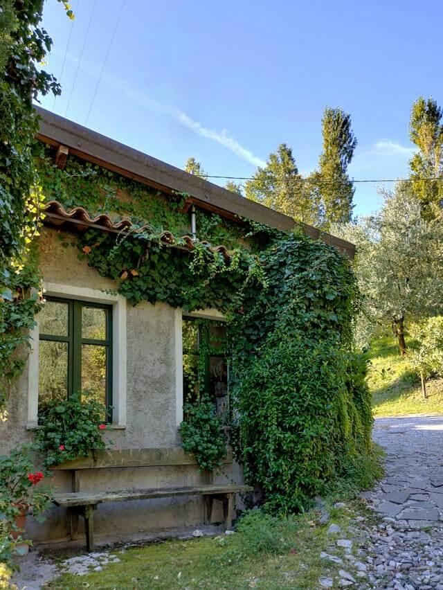 Musio è un borgo romantico di Tremosine sul Garda
